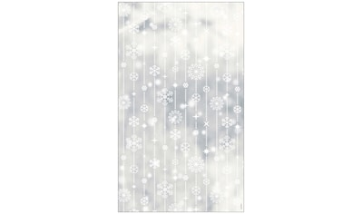 MYSPOTTI Fensterfolie »mySPOTTI look Schneeflocken white«, 60 x 100 cm, statisch haftend kaufen