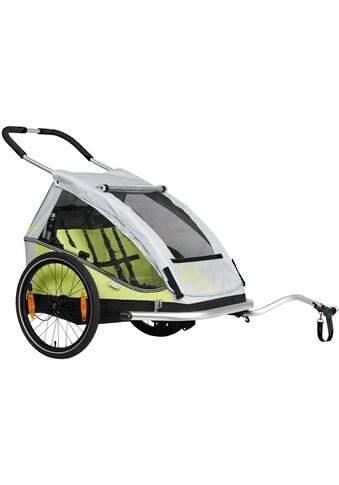XLC Fahrradkinderanhänger »DUO« kaufen