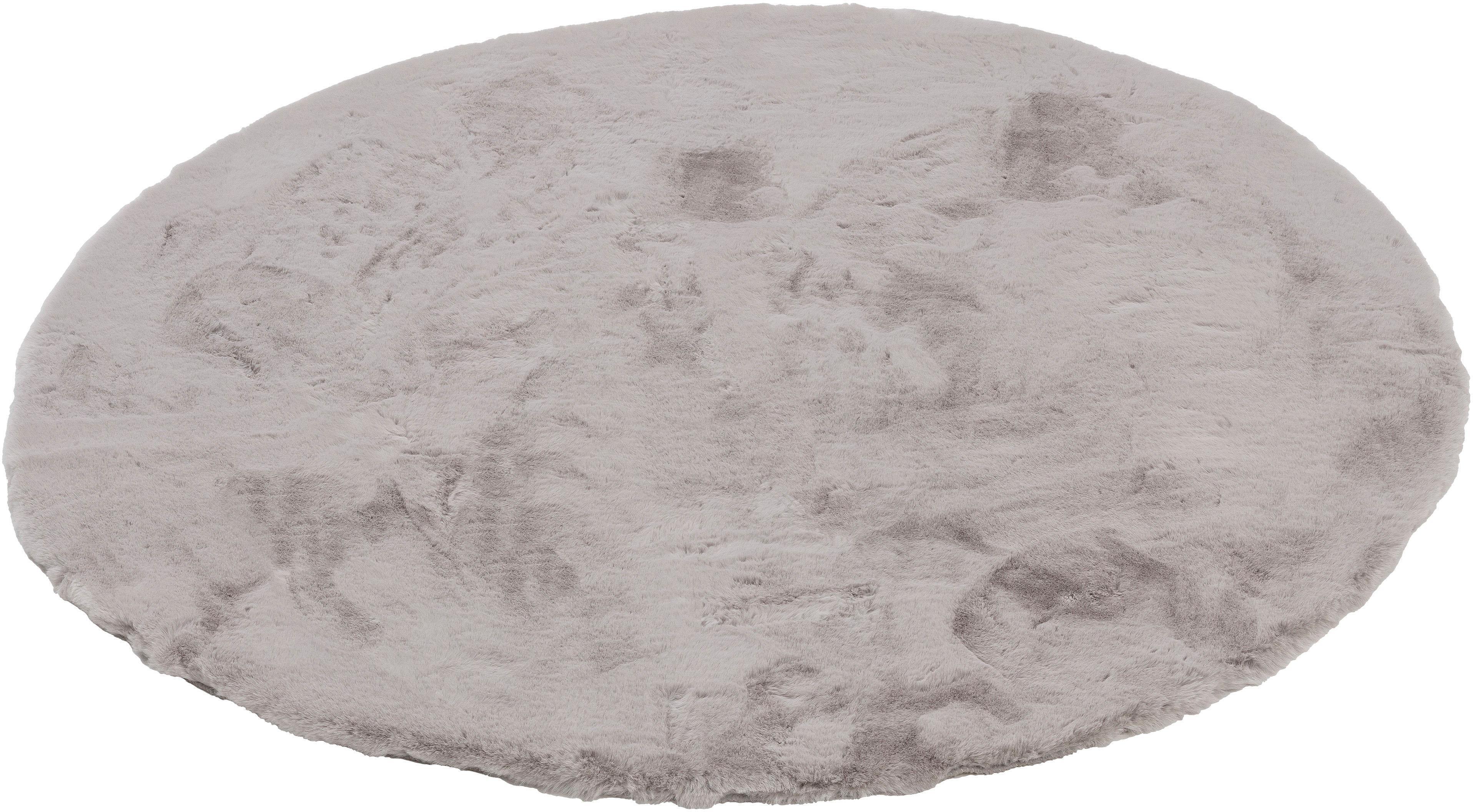 Teppich Tender SCHÖNER WOHNEN-Kollektion rund Höhe 26 mm maschinell gewebt