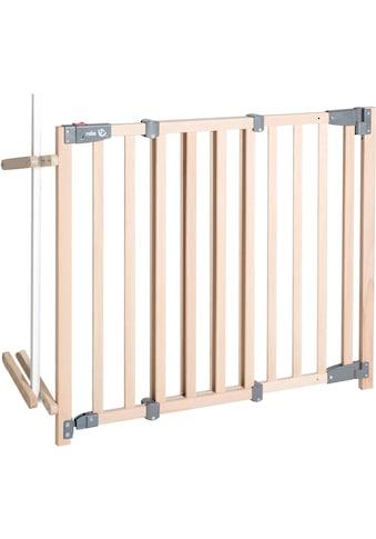 roba® Treppenschutzgitter »Safety Up«, aus massivem Buchenholz kaufen