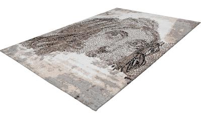 calo-deluxe Teppich »Bello 300«, rechteckig, 10 mm Höhe, Vintage Optik, Wohnzimmer kaufen