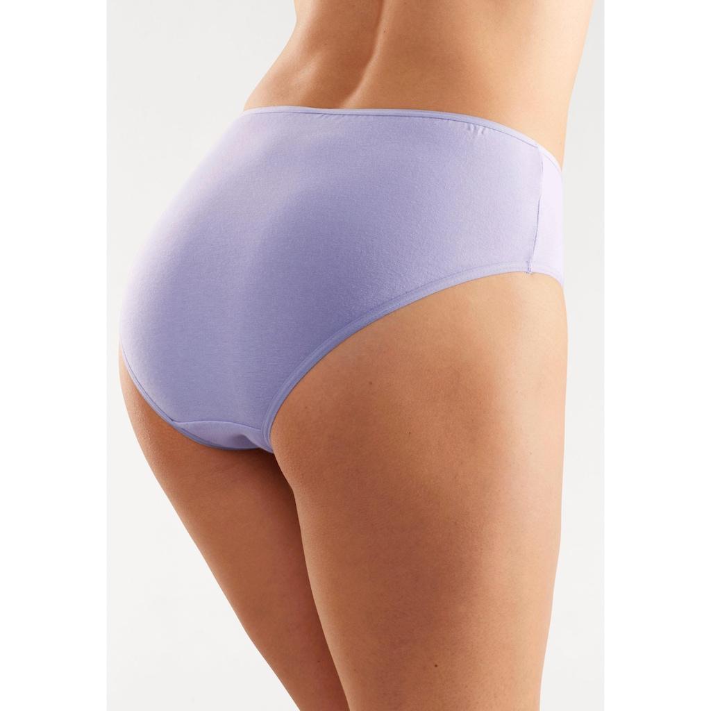 Go in Jazz-Pants Slips, (5 St.), in klassischen Uni-Farben
