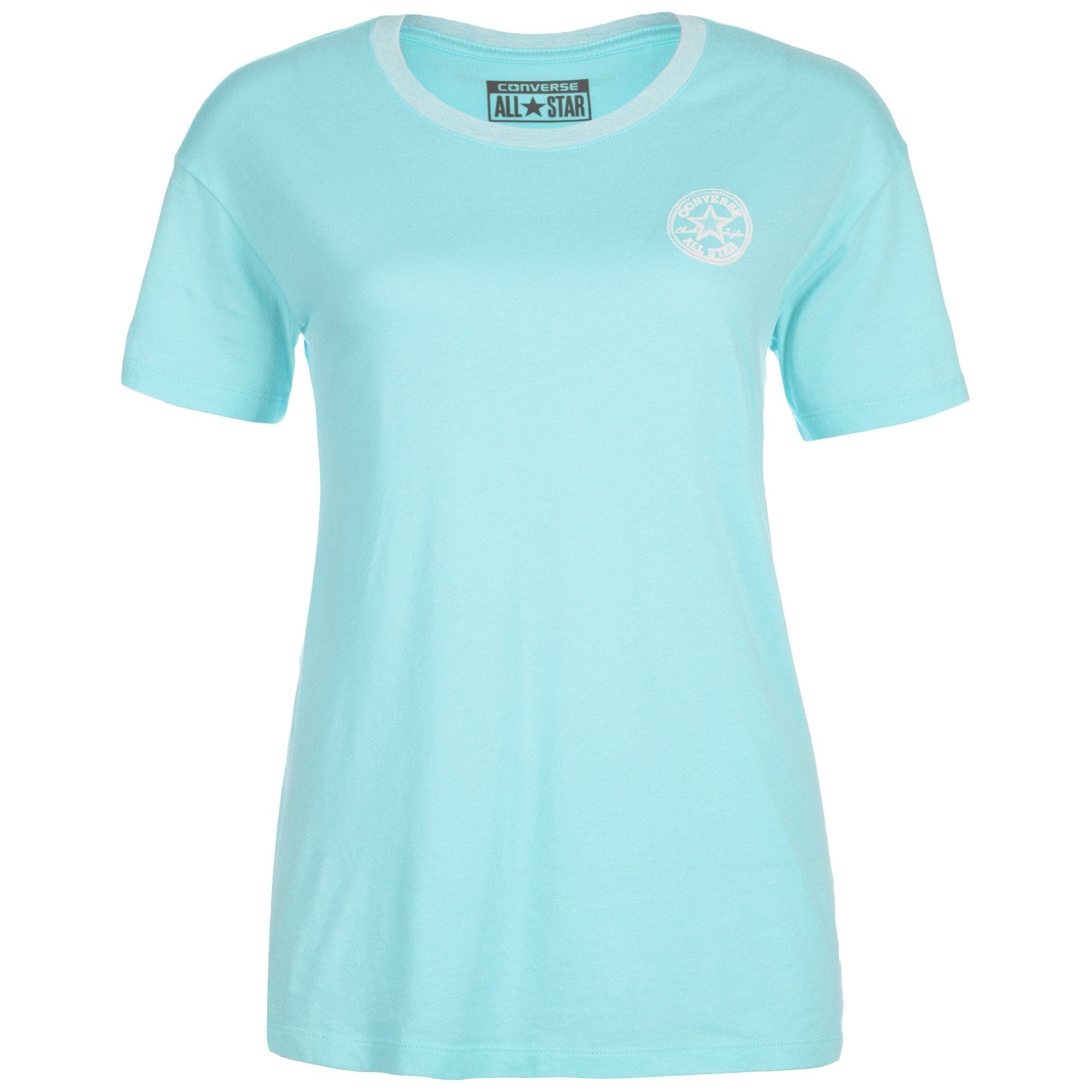 Converse Core Plus CP Slouchy Crew T-Shirt Damen