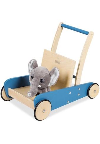 "Pinolino® Lauflernwagen ""Mats, blau"" kaufen"