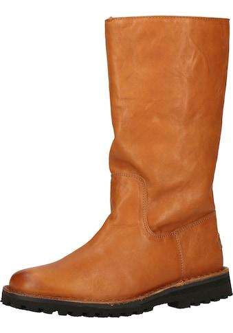 Shabbies Amsterdam Stiefel »Nappaleder« kaufen