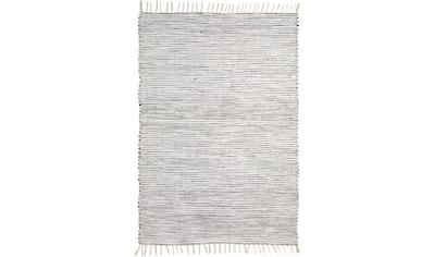 Teppich, »Milo 1«, Andiamo, rechteckig, Höhe 5 mm, handgewebt kaufen