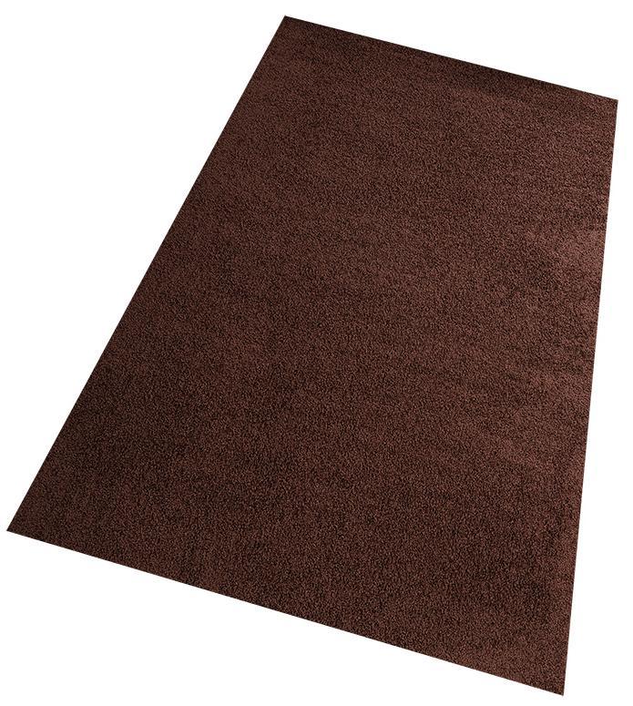 Teppich Shaggy Pulpo Living Line rechteckig Höhe 22 mm