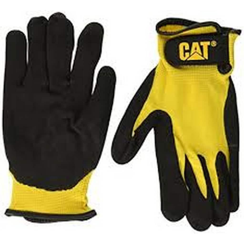 CATERPILLAR Multisporthandschuhe »17416 Herren Nylon-Handschuhe mit Nitrilbeschichtung«