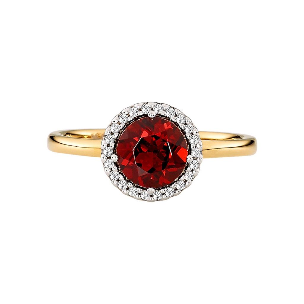 CHRIST Diamantring »32000052«