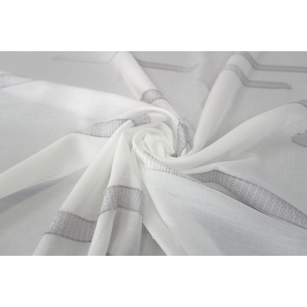 VHG Gardine nach Maß »Vika«, Bleistiftband