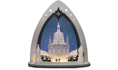 Weigla Lichterbogen »Dresdner Frauenkirche«, in 3D Optik kaufen
