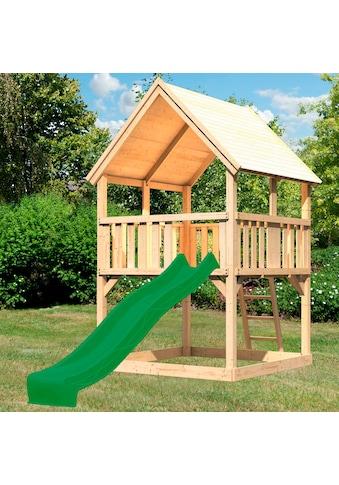 ABUKI Spielturm »Lenie«, BxTxH: 200x200x345 cm kaufen