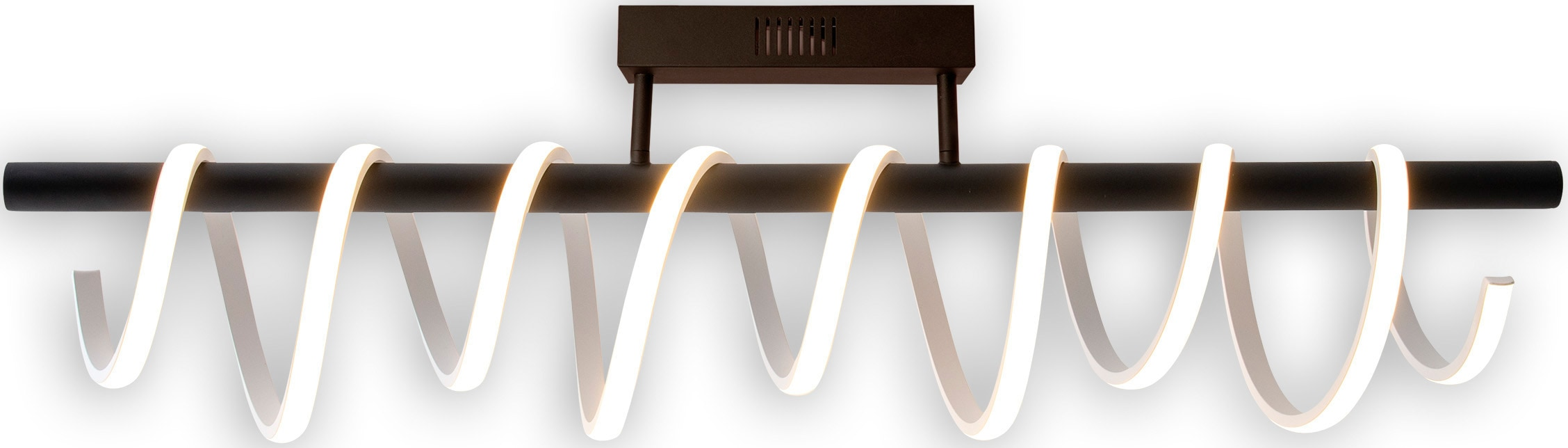 näve LED Deckenleuchte Belleza, LED-Board, 1 St., Warmweiß, in 3 Stufen dimmbar