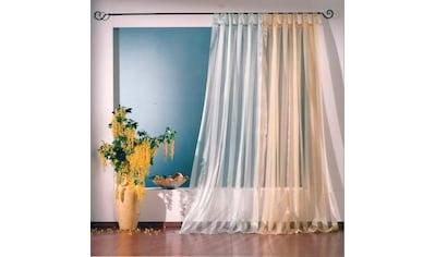 Weckbrodt Vorhang »Lara«, Schlaufen kaufen