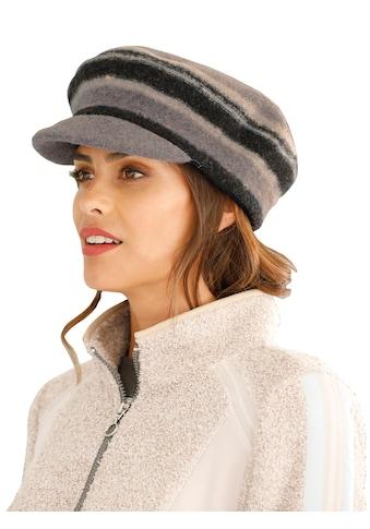 Seeberger Mütze mit Schirm kaufen