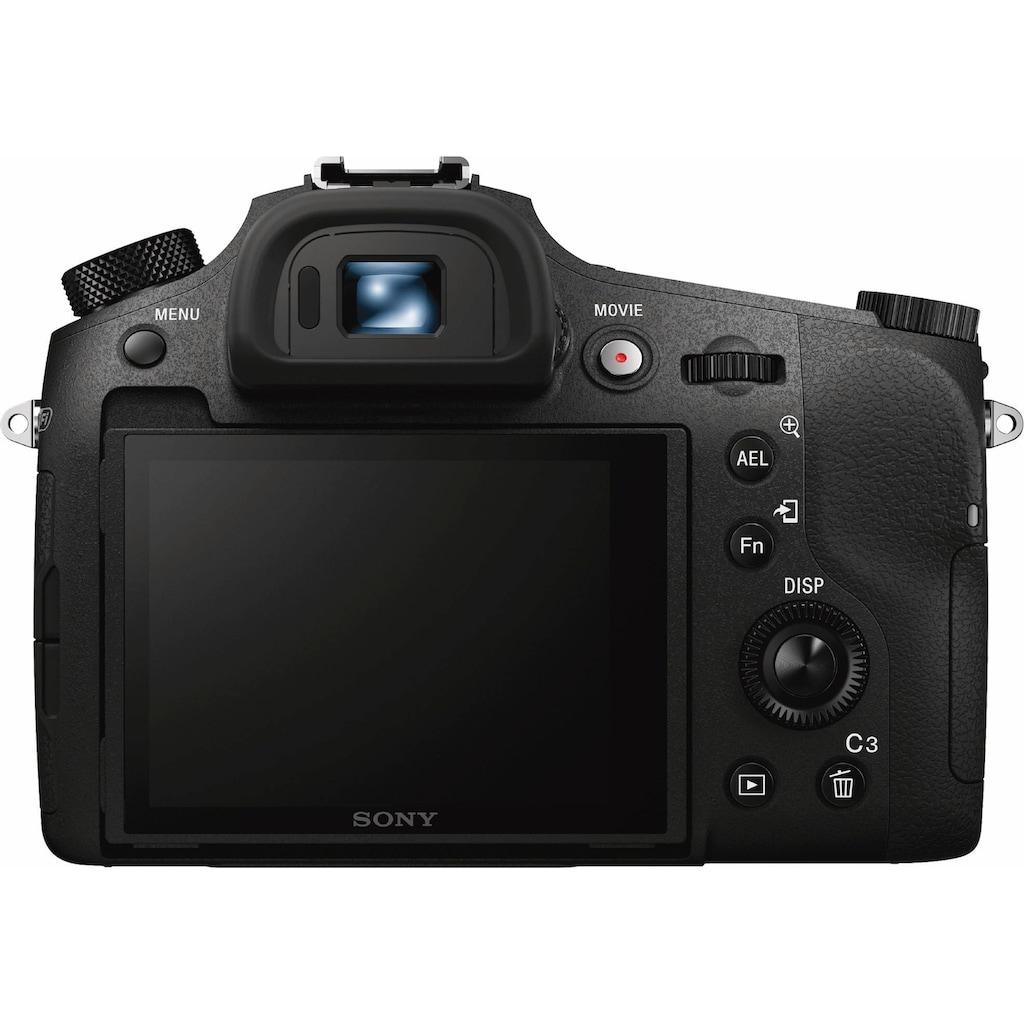 Sony Bridge-Kamera »Cyber-Shot DSC-RX10 III«, Zeiss Vario-Sonnar T* F2.4-4 / 24 - 600mm, Panorama-Modus