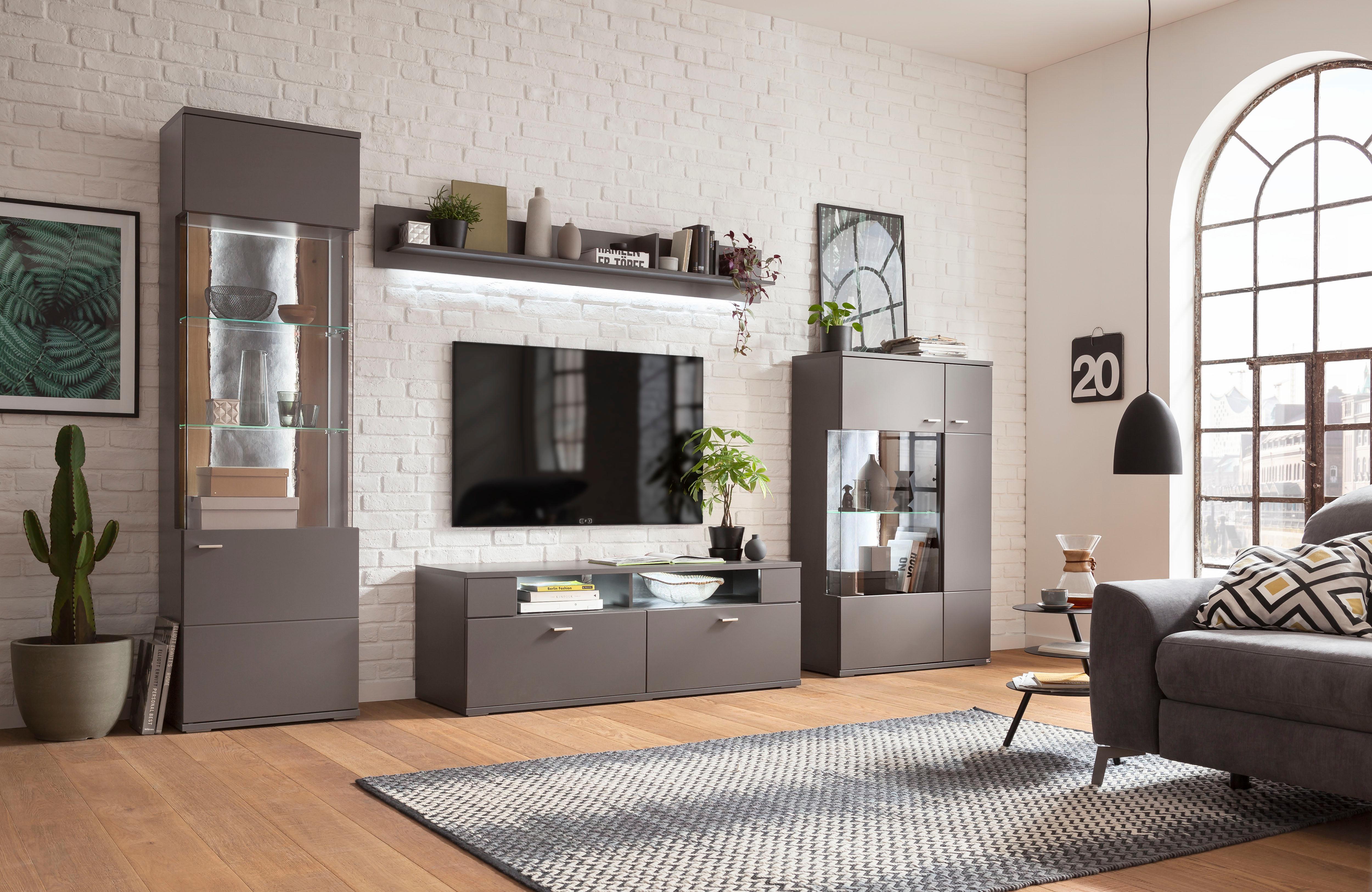 Einfach Wohnwand Musterring Sammlung Von Wohndesign Stil