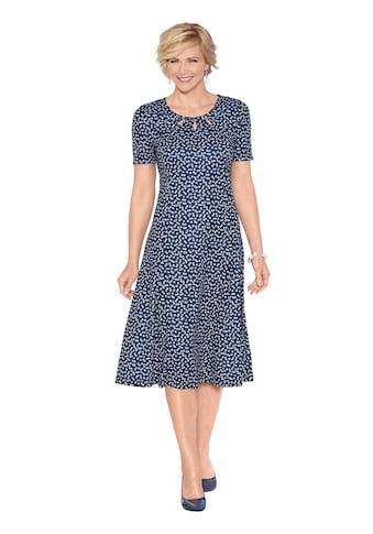 Classic Jersey - Kleid im Blümchen - Dessin kaufen