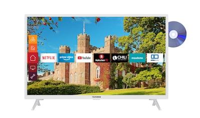"Telefunken LED-Fernseher »XH32J511D-W«, 80 cm/32 "", HD-ready, Smart-TV kaufen"