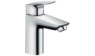 HANSGROHE Waschtisch - Einhebelmischer »Logis 100«, ComfortZone 100, Wasserhahn kaufen