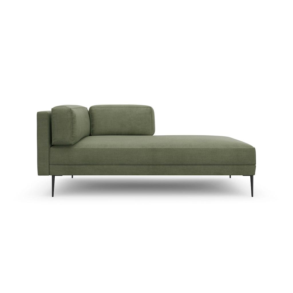 COUCH♥ Recamiere »Relaxiere«, COUCH♥ Lieblingsstücke, Armlehne links oder rechts bestellbar