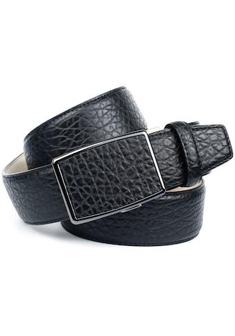Anthoni Crown Ledergürtel, im rustikalem Look kaufen