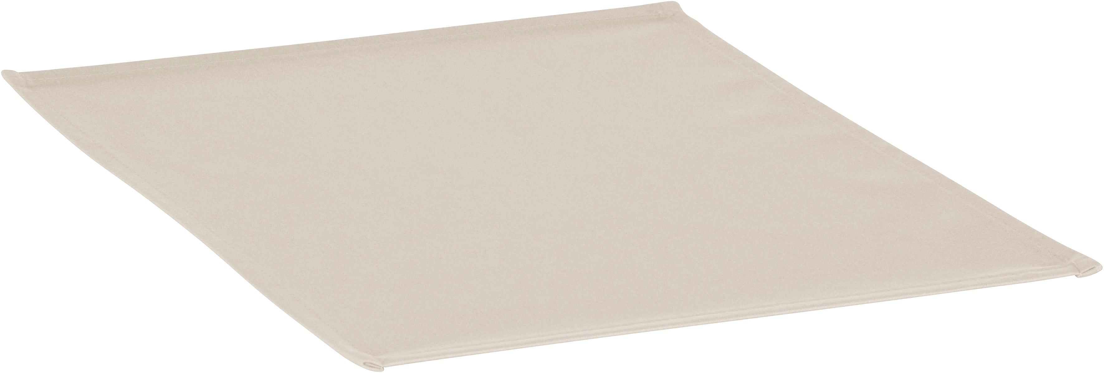 LeGer Home by Lena Gercke Stoffserviette Bennita beige Stoffservietten Tischwäsche