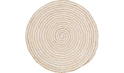 Teppich, »Ethno«, Barbara Becker, rund, Höhe 4 mm, maschinell gewebt kaufen