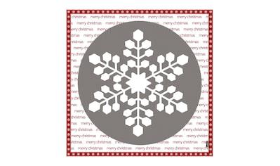 MySpotti Vinylteppich »Buddy Tanja«, quadratisch, 0,03 mm Höhe, eckig, wasserfest und... kaufen
