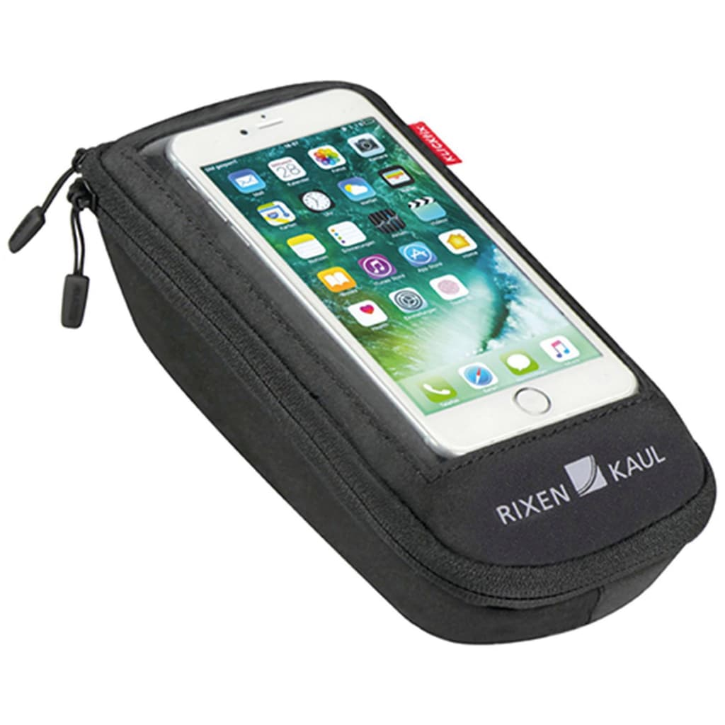 "KlickFix Lenkertasche »Lenkertasche für Smartphones RIXEN & KAUL ""Phone Bag Plus M""«"