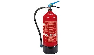 ANAF Feuerlöscher »Schaumlöscher, 6 Liter«, für Haushalt, Werkstatt und Büro kaufen