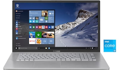 Asus Notebook »VivoBook S17 S712EA-BX146T«, (512 GB SSD) kaufen