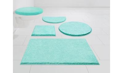 GRUND exklusiv Badematte »Unico«, Höhe 22 mm, rutschhemmend beschichtet, weiche Haptik kaufen