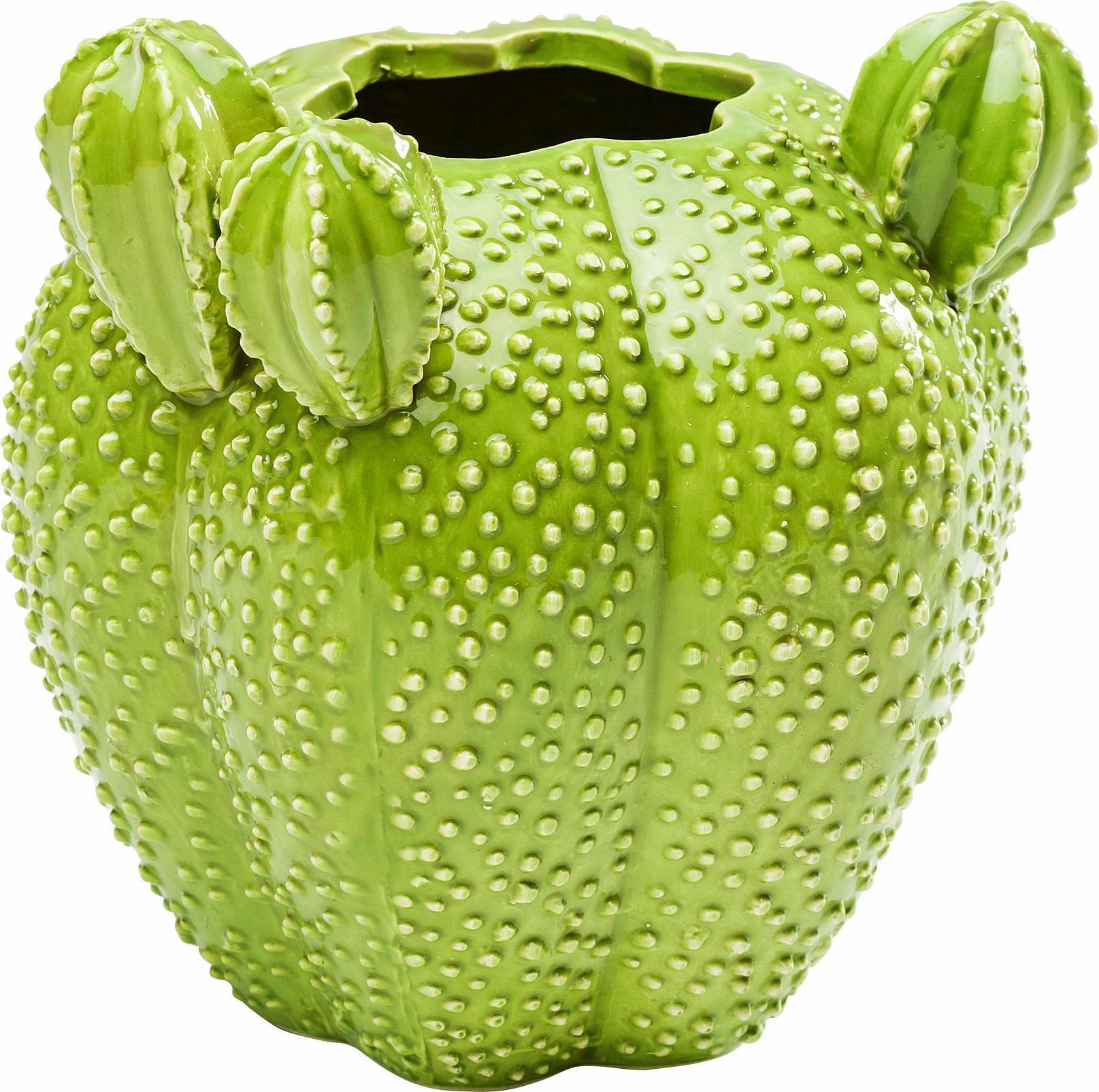 KARE Design Vase Kaktus Sting | Dekoration > Vasen > Tischvasen | Grün | KARE DESIGN