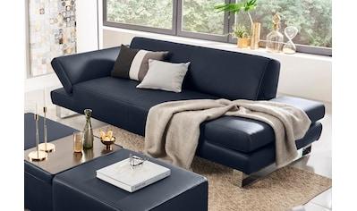 W.SCHILLIG 3-Sitzer »taboo«, mit Normaltiefe, inklusive Armlehnenverstellung, mit... kaufen