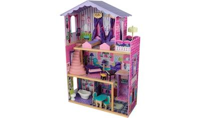 KidKraft® Puppenhaus »Meine Traumvilla«, inkl. Puppenmöbel kaufen