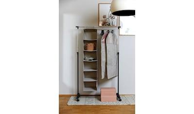 WENKO Wäschesortierer »Balance«, BxTxH: 30x30x122 cm kaufen