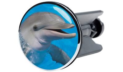 SANILO Stöpsel »Delphin«, für Waschbecken, Ø 4 cm kaufen