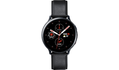 "Samsung Smartwatch »Galaxy Watch Active2 Edelstahl, 44 mm, LTE & Bluetooth (SM-R825)« (3,4 cm/1,4 "" kaufen"