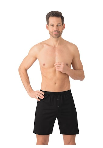 Trigema Boxershorts aus 100% Biobaumwolle kaufen