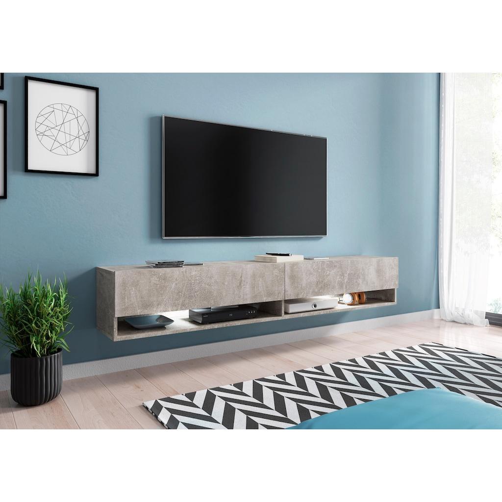 my home Lowboard, Breite 180 cm