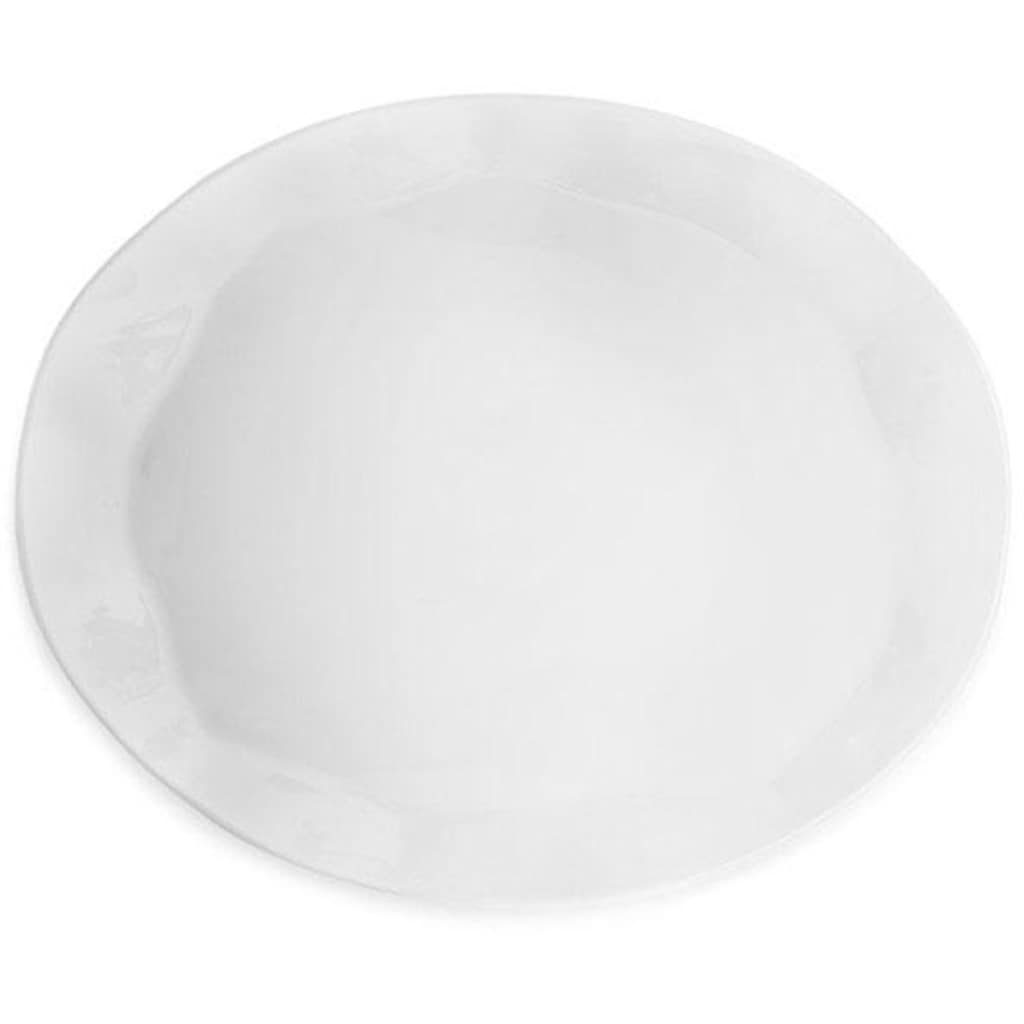 Q Squared NYC Servierplatte »Ruffle«, oval (53x43 cm)