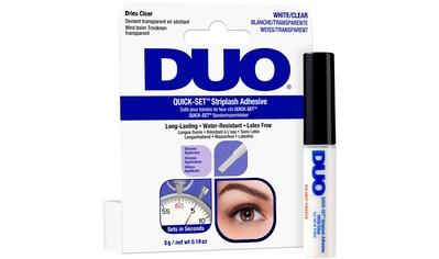 ARDELL Wimpernkleber »DUO Quick Set Striplash Adhesive Clear«, für Bandwimpern kaufen