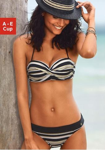 LASCANA Bandeau - Bikini - Top »Caja« kaufen