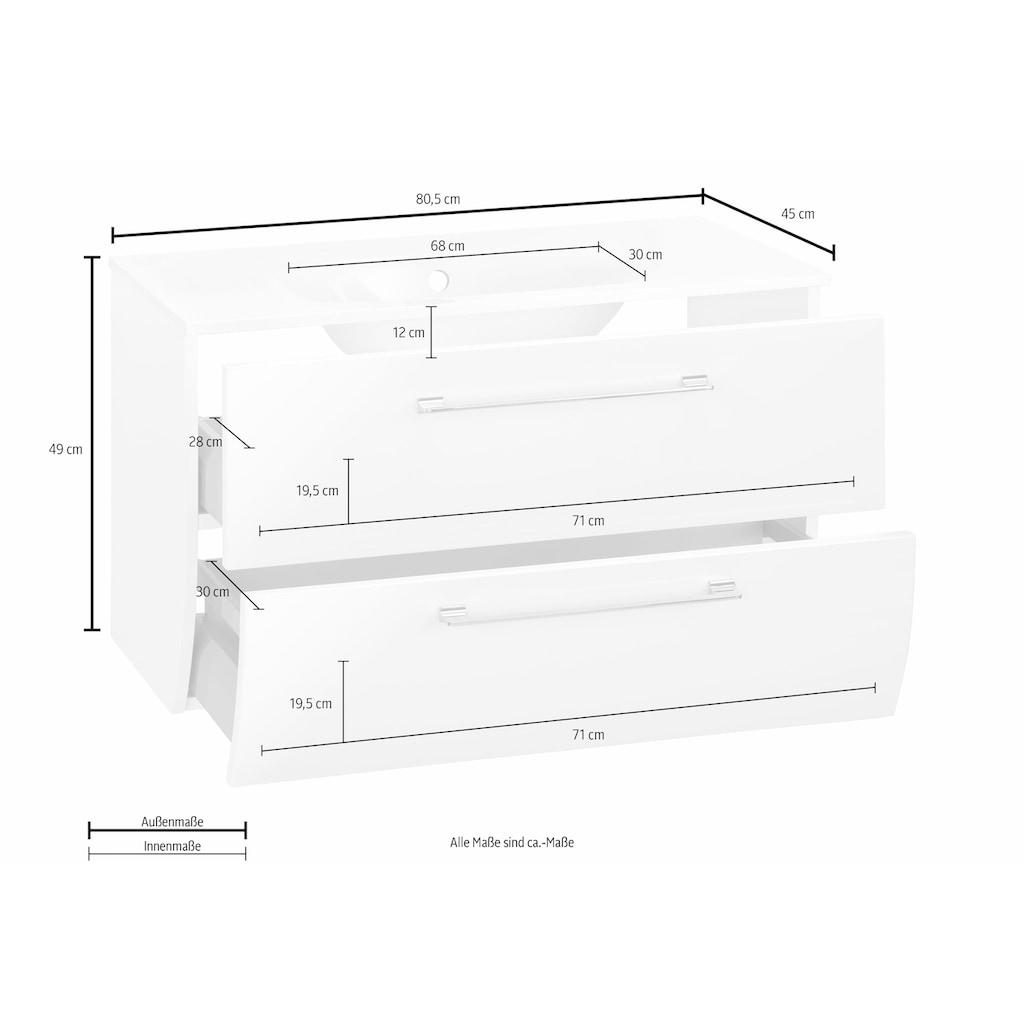 MARLIN Waschtisch »Sola 3130«
