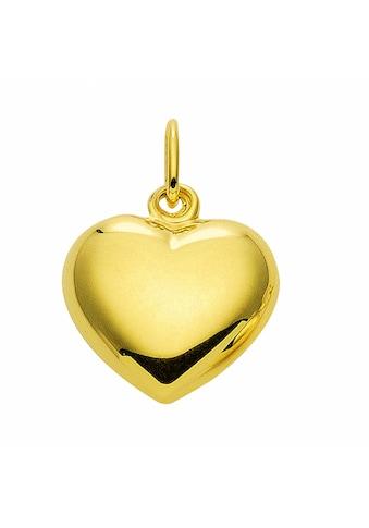 Adelia´s Kette mit Anhänger »333 Gold Anhänger Herz - Set mit Halskette«, 333 Gold... kaufen