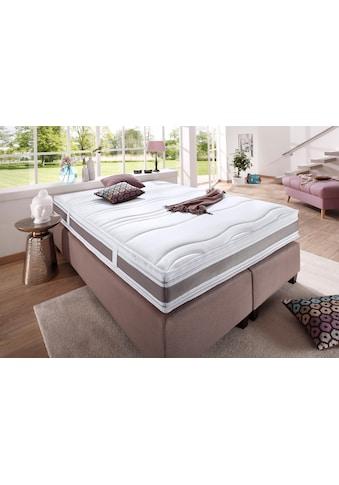 fan Schlafkomfort Exklusiv Taschenfederkernmatratze »Punktoflex De Luxe T«, 544 Federn, (1 St.), Natürlicher Schutz gegen Milben kaufen