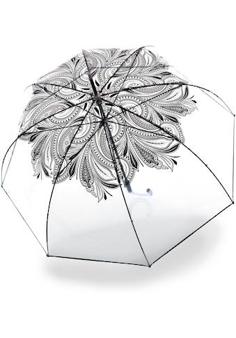 Knirps® Langregenschirm »C.760 Stick, Transparent View« kaufen