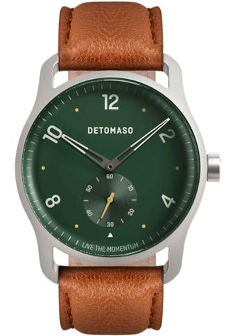DETOMASO Quarzuhr »PARTENZA GREEN« kaufen