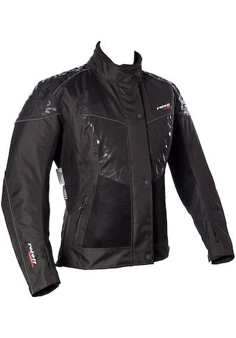 roleff Motorradjacke »Messina Lady«, Mit Sicherheitsstreifen kaufen